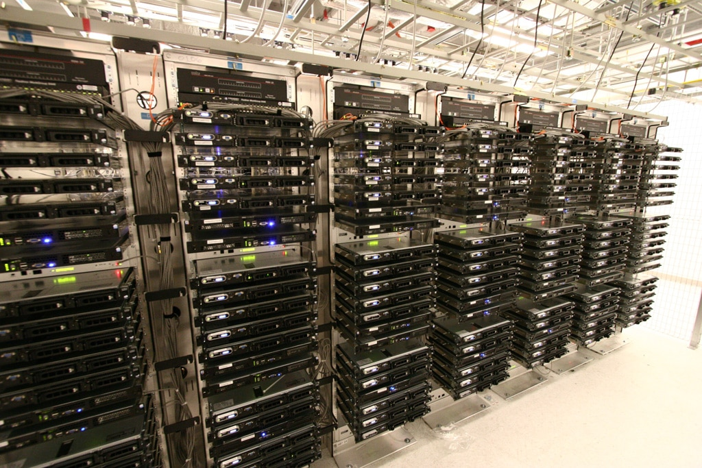 Colocation Services Cloud And Colocation